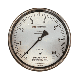 MEKANISK TANK LEVEL GAUGE
